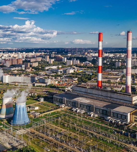 картинки электростанции в ульяновске они